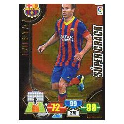 Iniesta Súper Cracks 444