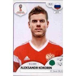 Aleksandr Kokorin Russia 51