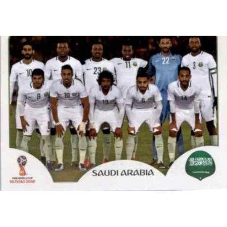 Alineación Arabia Saudí 53 Saudi Arabia