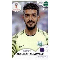 Abdullah Al-Mayouf Arabia Saudí 54