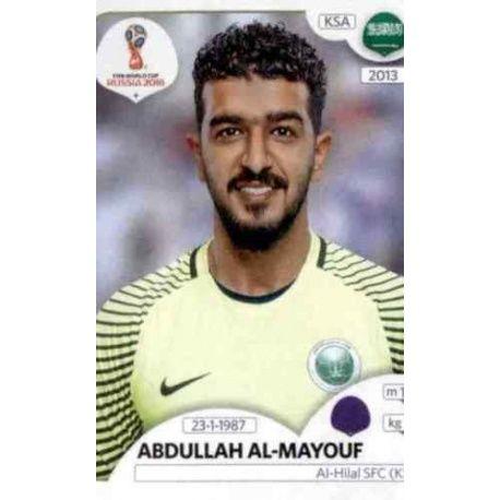 Abdullah Al-Mayouf Arabia Saudí 54 Saudi Arabia
