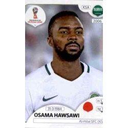 Osama Hawsawi Arabia Saudí 55