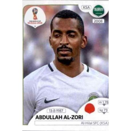 Abdullah Al-Zori Arabia Saudí 56 Arabia Saudí