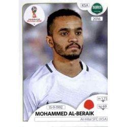 Mohammed Al-Breik Arabia Saudí 61