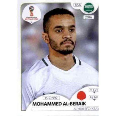 Mohammed Al-Breik Arabia Saudí 61 Arabia Saudí