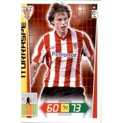 Iturraspe Athletic Club 8 Adrenalyn XL La Liga 2012-13