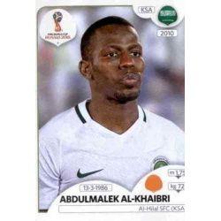 Abdulmalek Al-Khaibri Arabia Saudí 64