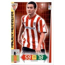 Ander Herrera Athletic Club 11 Adrenalyn XL La Liga 2012-13