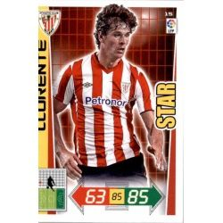 Llorente Athletic Club 15 Adrenalyn XL La Liga 2012-13