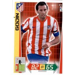 Godín Atlético Madrid 23 Adrenalyn XL La Liga 2012-13