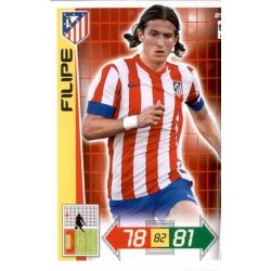 Filipe Atlético Madrid 25 Adrenalyn XL La Liga 2012-13