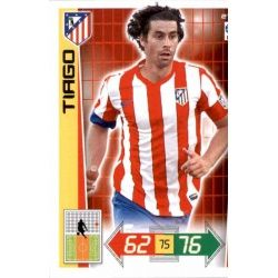 Tiago Atlético Madrid 27 Adrenalyn XL La Liga 2012-13