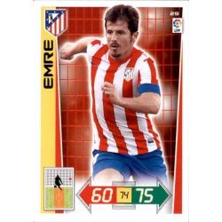 Emre Atlético Madrid 29 Adrenalyn XL La Liga 2012-13