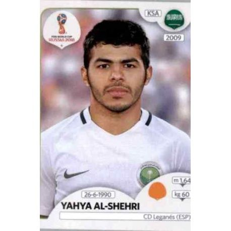Yahya Al-Shehri Arabia Saudí 66 Saudi Arabia