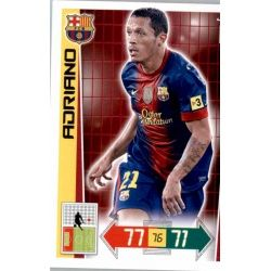 Adriano Barcelona 43 Adrenalyn XL La Liga 2012-13