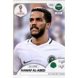 Nawaf Al-Abed Arabia Saudí 68