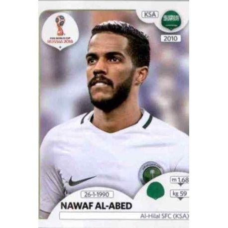 Nawaf Al-Abed Arabia Saudí 68 Arabia Saudí