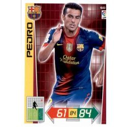 Pedro Barcelona 50 Adrenalyn XL La Liga 2012-13