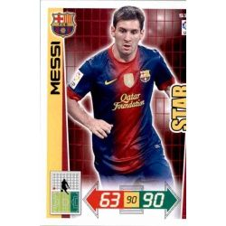 Messi Barcelona 53 Adrenalyn XL La Liga 2012-13