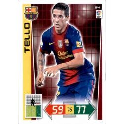 Tello Barcelona 54 Adrenalyn XL La Liga 2012-13