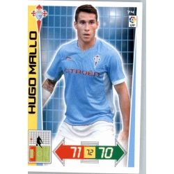 Hugo Mallo Celta 74 Adrenalyn XL La Liga 2012-13