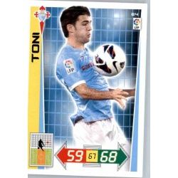 Toni Celta 84 Adrenalyn XL La Liga 2012-13
