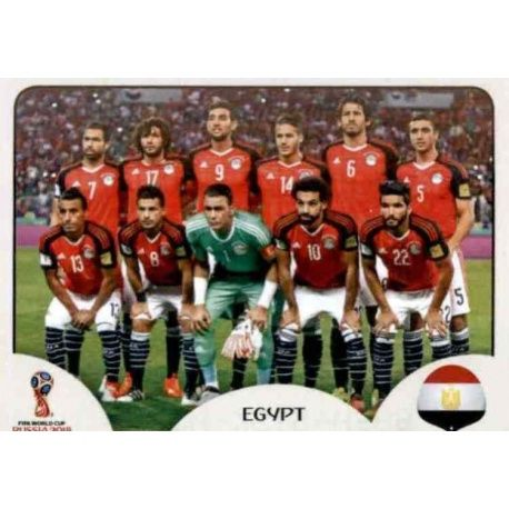 Alineación Egipto 73 Egypt
