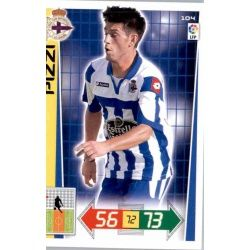 Pizzi Deportivo 104 Adrenalyn XL La Liga 2012-13