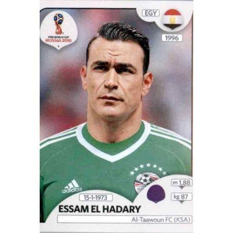 Essam El Hadary Egipto 74 Egipto