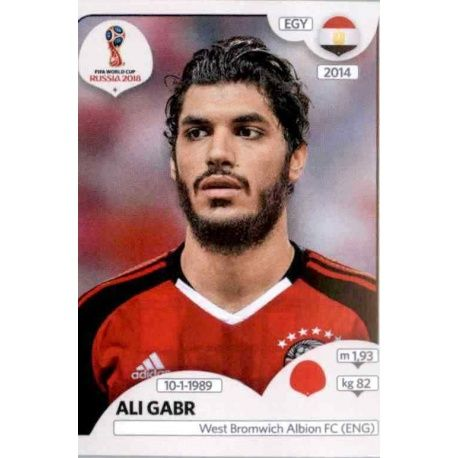 Ali Gabr Egipto 75 Egypt
