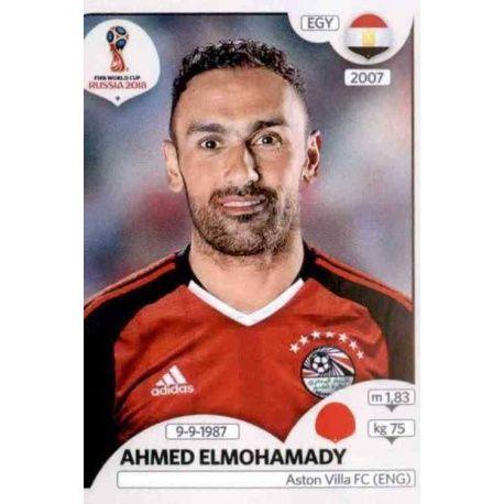 Ahmed El Mohamady Egipto 76 Egipto