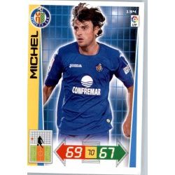 Michel Getafe 134 Adrenalyn XL La Liga 2012-13