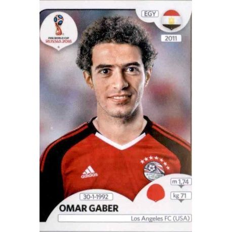 Omar Gaber Egipto 77 Egipto