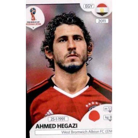 Ahmed Hegazi Egipto 79 Egypt