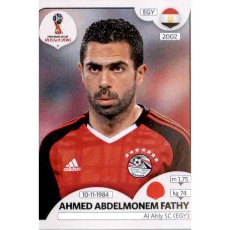 Ahmed Abdelmonem Fathy Egipto 80 Egipto
