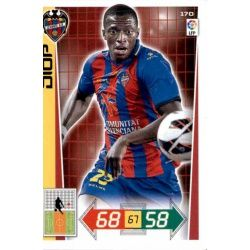 Diop Levante 170 Adrenalyn XL La Liga 2012-13
