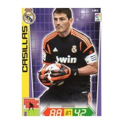 Casillas Real Madrid 181 Adrenalyn XL La Liga 2012-13