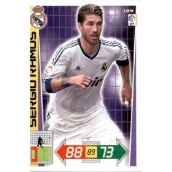 Sergio Ramos Real Madrid 183 Adrenalyn XL La Liga 2012-13