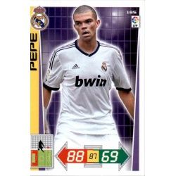 Pepe Real Madrid 185 Adrenalyn XL La Liga 2012-13