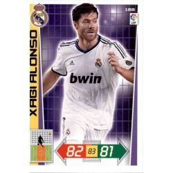 Xabi Alonso Real Madrid 188 Adrenalyn XL La Liga 2012-13