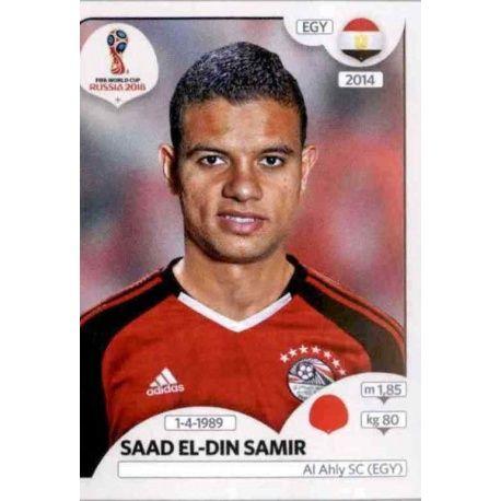 Saad Samir Egipto 82 Egypt