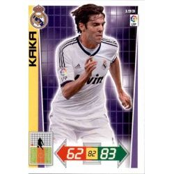 Kaká Real Madrid 193 Adrenalyn XL La Liga 2012-13