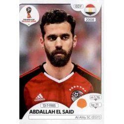 Abdallah Said Egipto 87