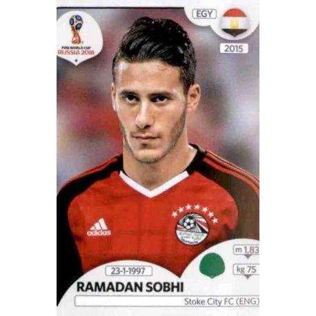 Ramadan Sobhi Egipto 88 Egipto