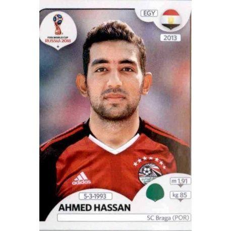 Ahmed Hassan Egipto 89 Egipto