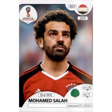 Mohamed Salah Egipto 90 Egipto