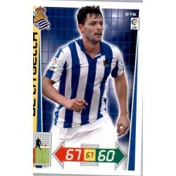 De la Bella Real Sociedad 276 Adrenalyn XL La Liga 2012-13