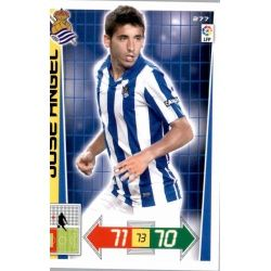 José Ángel Real Sociedad 277 Adrenalyn XL La Liga 2012-13