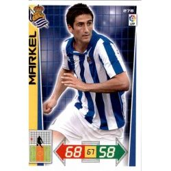 Markel Real Sociedad 278 Adrenalyn XL La Liga 2012-13