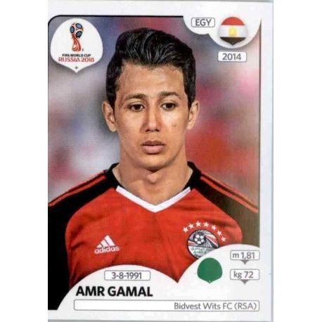 Amr Gamal Egipto 91 Egipto